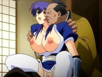 Busty hentai babe getting dominated and savagely screwed from Hentai Video World