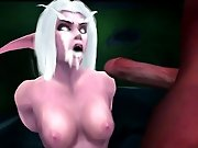 World of warcraft night elf porn